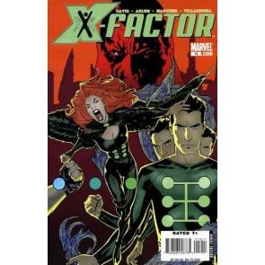 X-FACTOR (2006) #12 VF+ PETER DAVID
