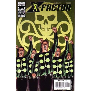 X-FACTOR (2006) #15 FN/VF PETER DAVID