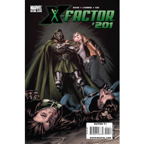 X-FACTOR (2006) #201 FN/VF PETER DAVID