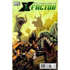 X-FACTOR (2006) #203 VF+ PETER DAVID