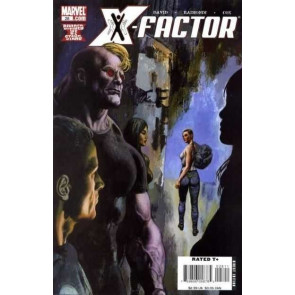 X-FACTOR (2006) #28 VF- PETER DAVID