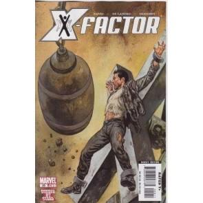 X-FACTOR (2006) #29 VF+ PETER DAVID