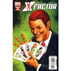 X-FACTOR (2006) #30 VF+ PETER DAVID