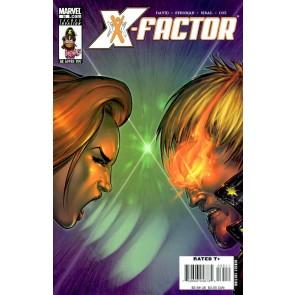X-FACTOR (2006) #35 VF- PETER DAVID