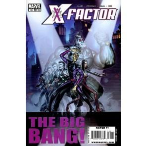 X-FACTOR (2006) #36 VF- PETER DAVID