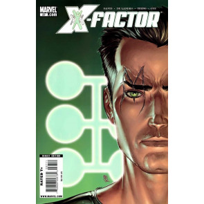 X-FACTOR (2006) #37 FN PETER DAVID
