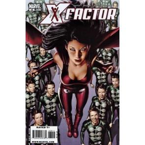 X-FACTOR (2006) #38 VF- PETER DAVID