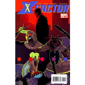 "X-FACTOR (2006) #'s 11-17 COMPLETE ""MANY LIVES OF MADROX"" VF/NM SET PETER DAVID"