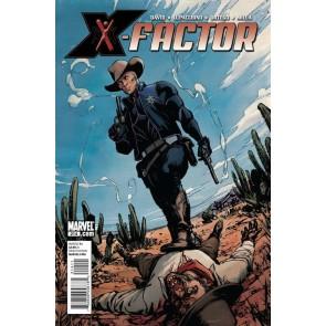 X-FACTOR #214 VF