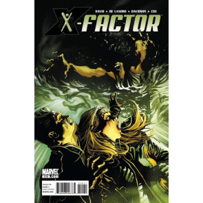 X-FACTOR #215 VF/NM