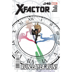 X-FACTOR #240 VF/NM