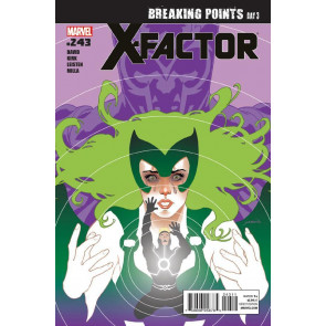 X-FACTOR #243 NM PETER DAVID X-MEN