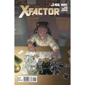 X-FACTOR #246 VF/NM