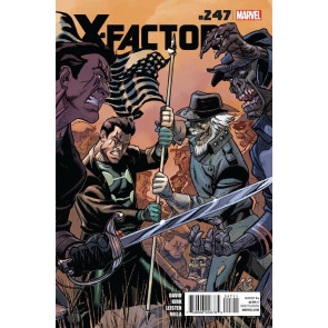 X-FACTOR #247 NM PETER DAVID X-MEN