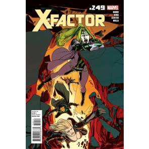 X-FACTOR #249 NM PETER DAVID X-MEN
