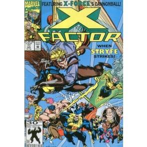 X-FACTOR #77 VF/NM PETER DAVID