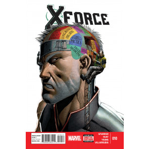 X-FORCE (2014) #10 VF+ - VF/NM MARVEL NOW!