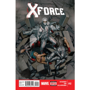 X-FORCE (2014) #12 VF- MARVEL NOW!