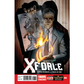 X-FORCE (2014) #8 VF+ - VF/NM MARVEL NOW!