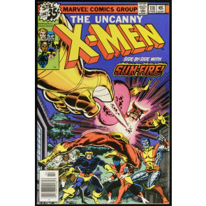 X-MEN #118 VF+