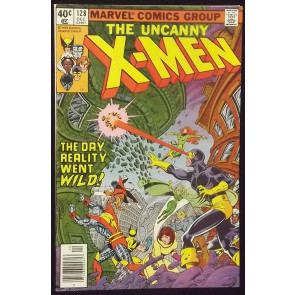 X-MEN #128 FN/VF CLAREMONT BYRNE