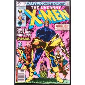 X-MEN #136 NM WOLVERINE PHOENIX