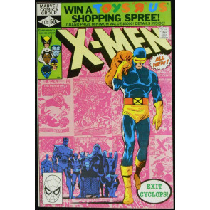 X-MEN #138 VF/NM