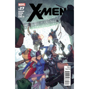 X-MEN (2010) #27 VF/NM