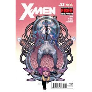 X-MEN (2010) #32 NM