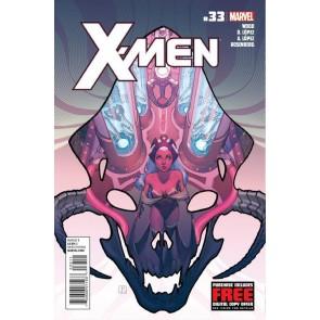 X-MEN (2010) #33 NM