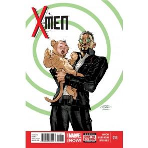 X-MEN (2013) #15 VF/NM MARVEL NOW!