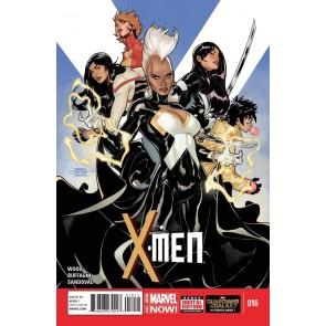 X-MEN (2013) #16 VF/NM TERRY DODSON MARVEL NOW!
