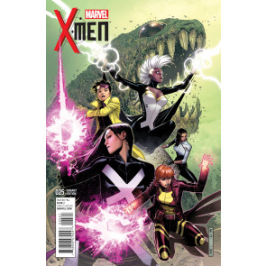 X-MEN (2013) #25 VF/NM JIMMY CHEUNG VARIANT COVER MARVEL NOW!