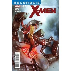 X-MEN #22 VFNM REGENESIS