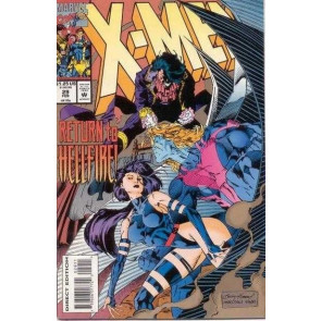 X-MEN #29 VF/NM ANDY KUBERT ART