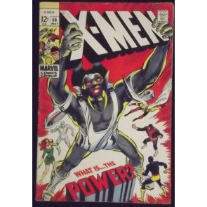 X-MEN #56 FN NEAL ADAMS INTRO. HAVOK W/O COSTUME