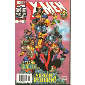 X-MEN #80 VF/NM - NM PACHECO NEWSTAND COVER