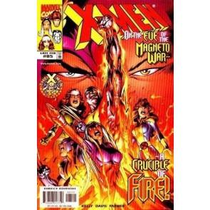 X-MEN #85 VF/NM - NM ALAN DAVIS ART