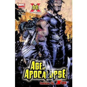 X-MEN: AGE OF APOCALYPSE #1 OF 6 VF+ - VF/NM CHRIS BACHALO