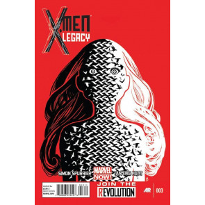 X-MEN LEGACY (2012) #3 VF/NM MARVEL NOW!