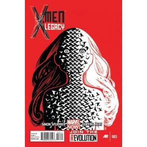 X-MEN LEGACY (2012) #3 VF/NM MARVEL NOW!