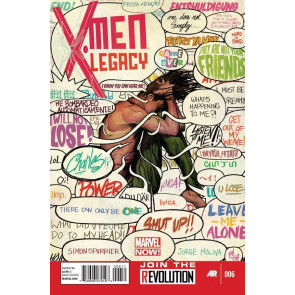 X-MEN LEGACY (2012) #6 VF/NM MARVEL NOW!