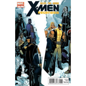X-MEN REGENESIS (2011) #1 FN+ ONE-SHOT