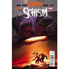 X-MEN: SCHISM (2011) #5 OF 5 VF+ - VF/NM 1ST PRINTING