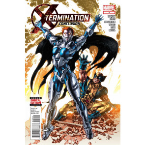 X-TERMINATION (2013) #1 and 2 Complete two part set Wolverine X-Men McGuinness