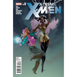 X-TREME X-MEN (2012) #3 NM