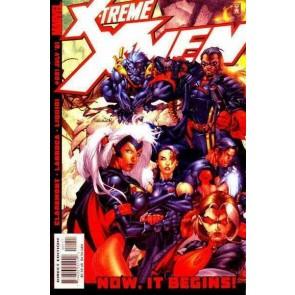 X-Treme X-Men (2001) #1 VF+ Salvador Larroca Cover Chris Claremont