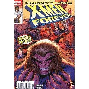 X-MEN FOREVER #2 VF - VF/NM 1ST PRINT CHRIS CLAREMONT