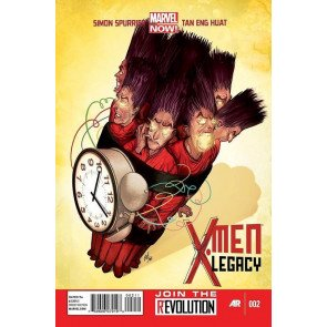X-MEN LEGACY (2012) #2 VF/NM MARVEL NOW!