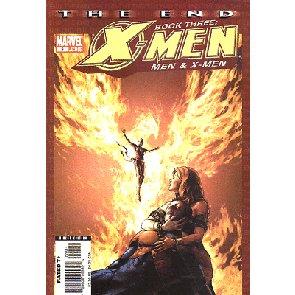 X-MEN: THE END BOOK THREE: MEN & X-MEN #5 VF CLAREMONT
